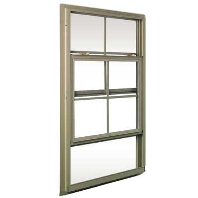 single hung aluminum windows