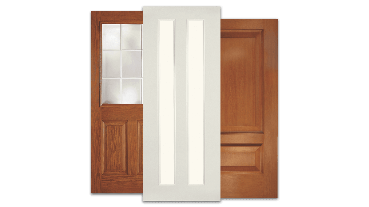 provia entry and interior doors