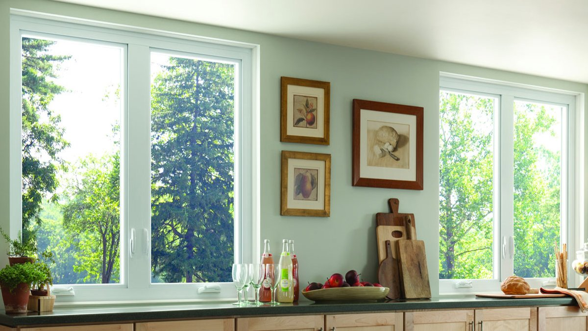 silver line vinyl windows