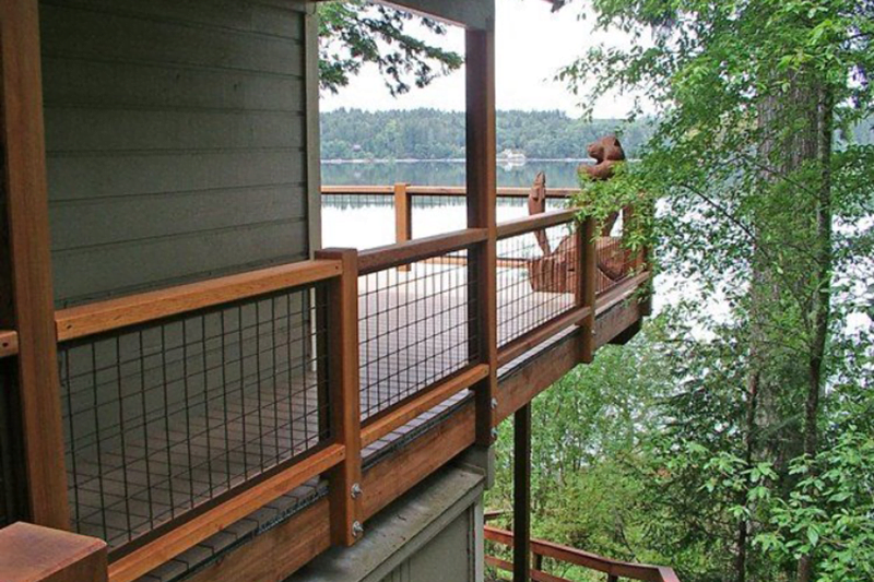 trademark exteriors deck and railing installation services